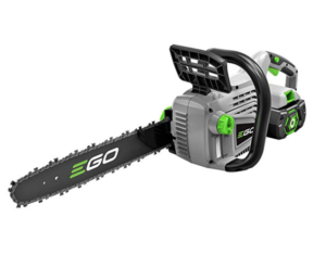 Ego 14 chain saw