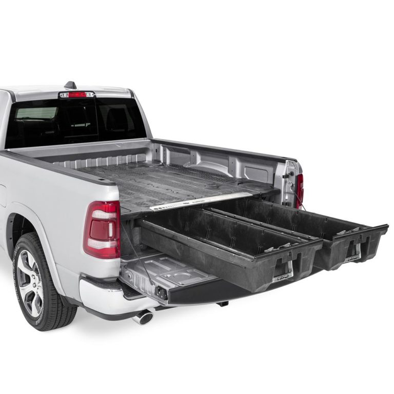 Decked – Truck Bed Tool Box