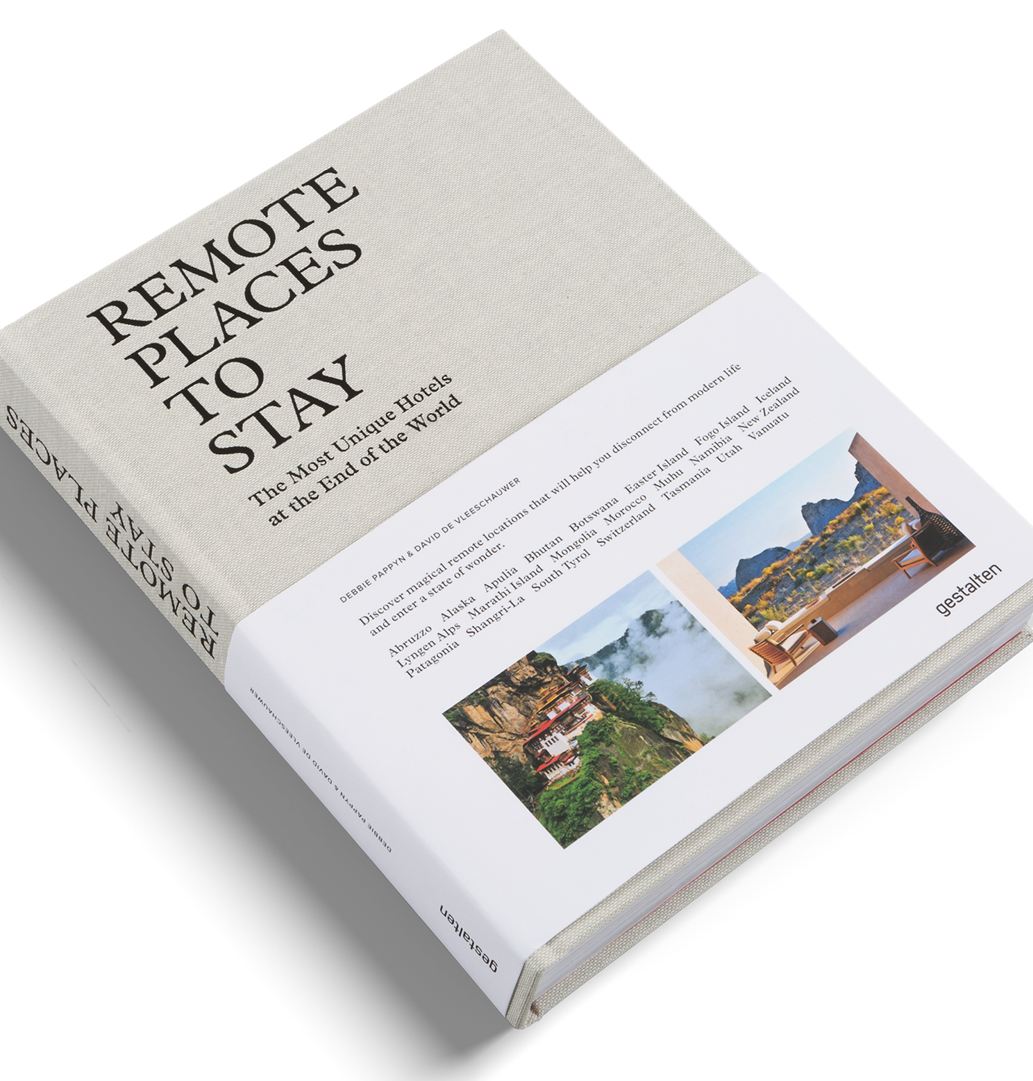Book – Remote Places to Stay
