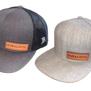 Ruralistic Flat Trucker Hat