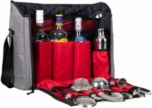 Jillmo Travel Bartender Bag