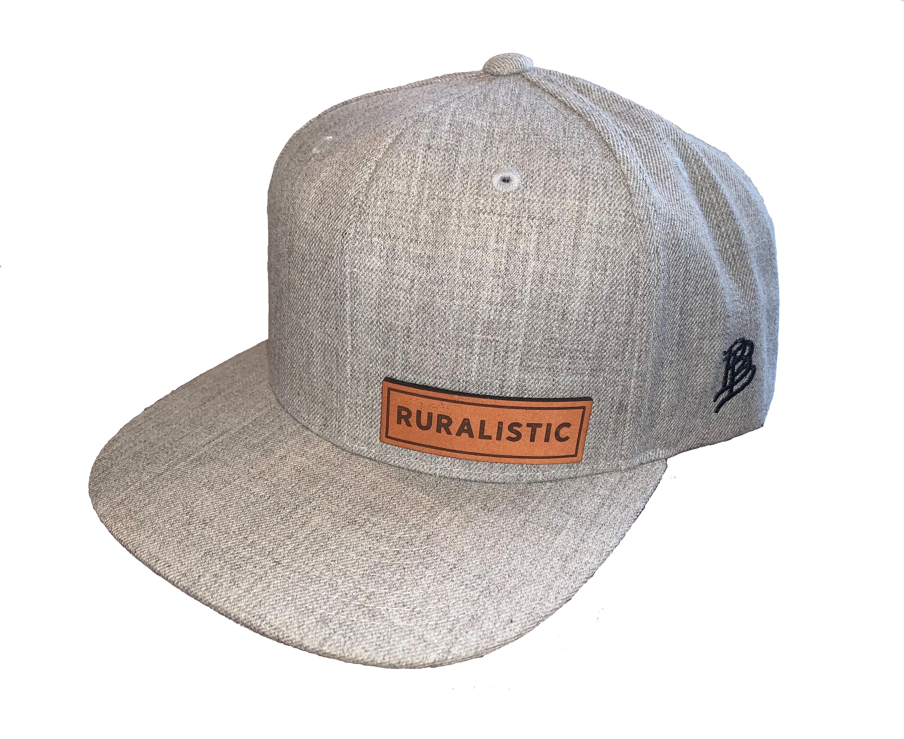 Ruralistic Hat Heather Grey
