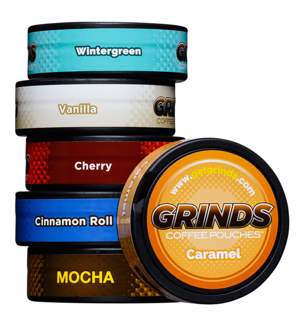 Grinds – Coffee Pouches