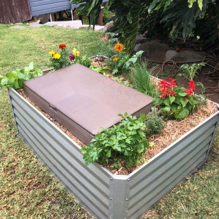 Subpod – In-Garden Compost System
