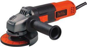 black and decker angle grinder