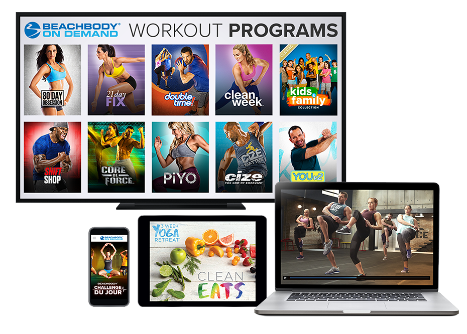 Beachbody – On Demand