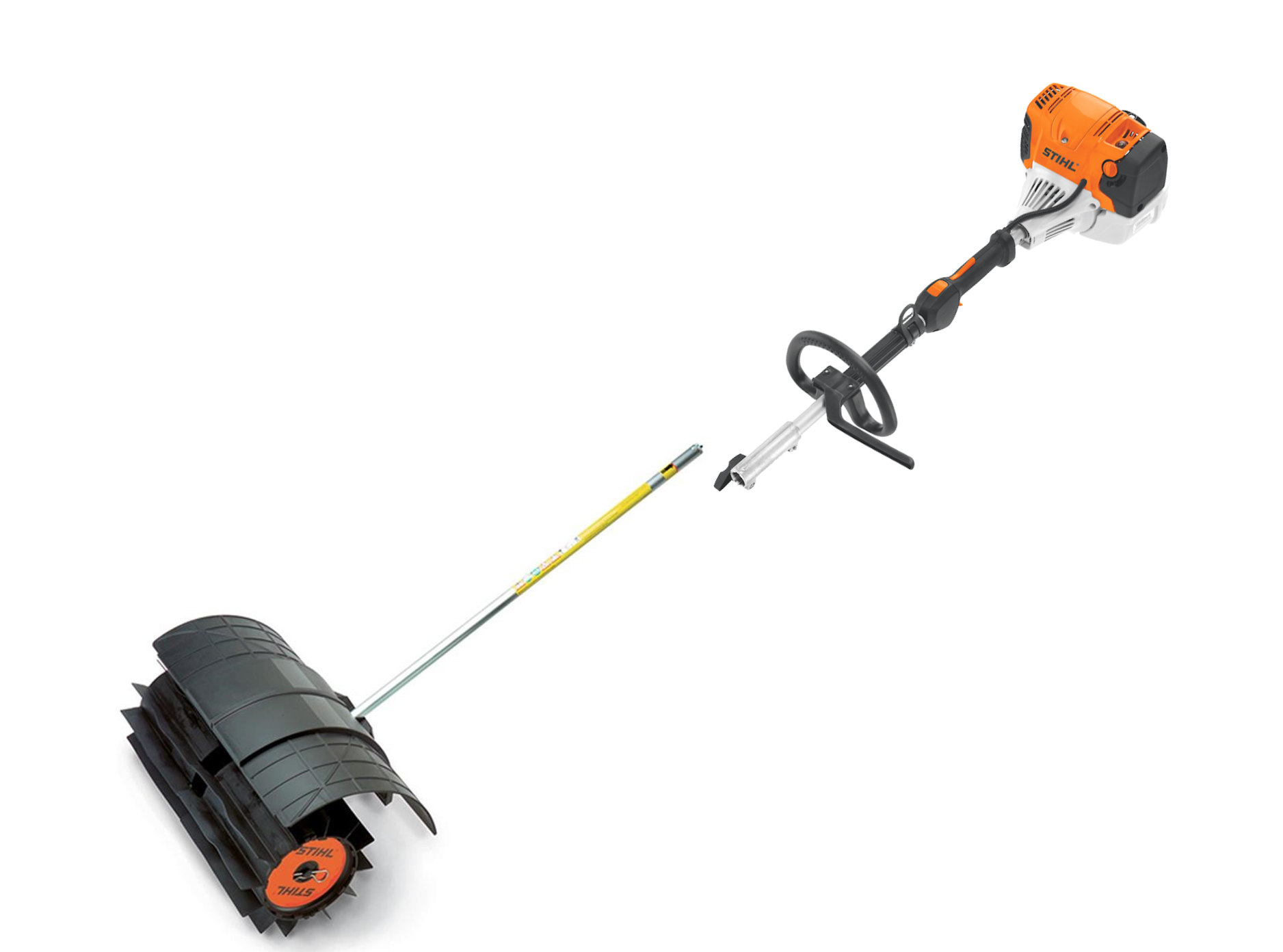 STIHL – KM 131 R & Power Sweep