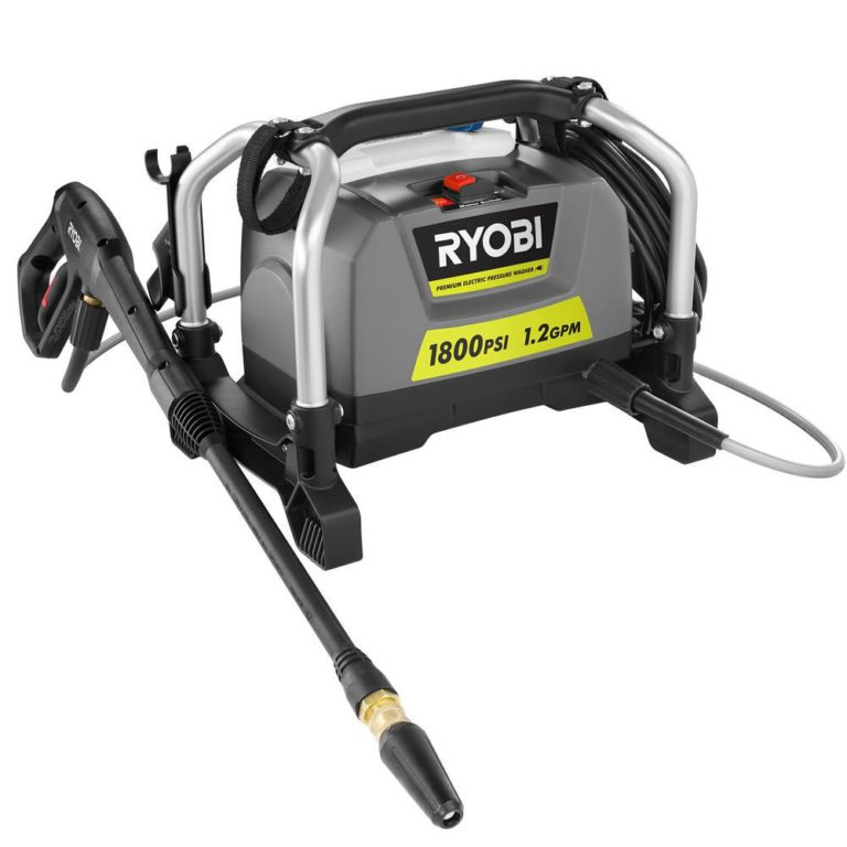 RYOBI – Electric Pressure Washer