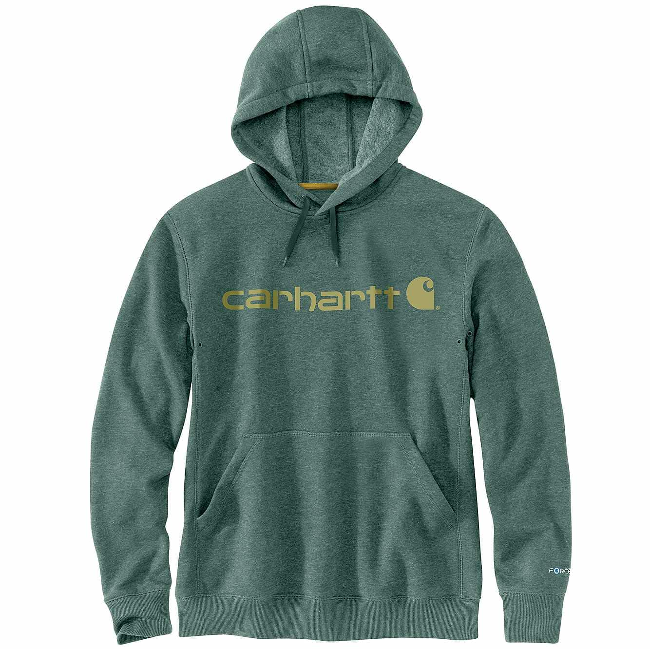 Carhartt  – Force® Delmont Graphic Full-Zip Hoodie