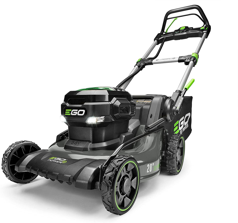 EGO Power+ –  20-Inch 56-Volt Lithium-ion Walk Behind Self-Propelled Lawn Mower
