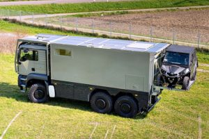 Unicat - MD56c / MAN TGS 6x6