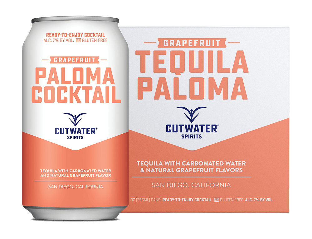 Read more about the article Cutwater – Canned Cocktails