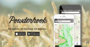 Powderhook app
