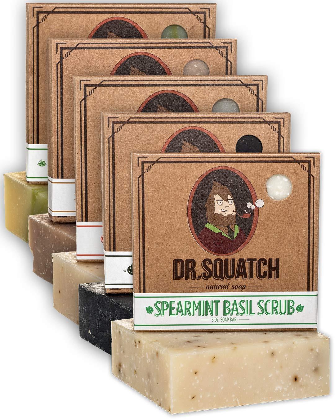 Read more about the article Dr. Squatch – Soap Bundle