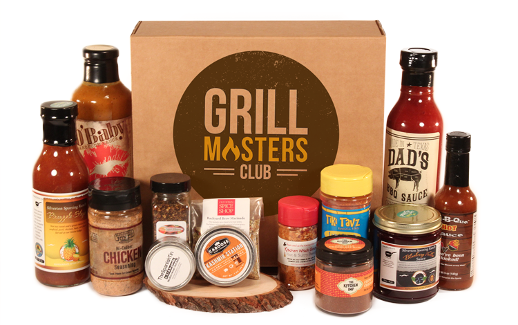 Grill Masters Club – Subscription Box