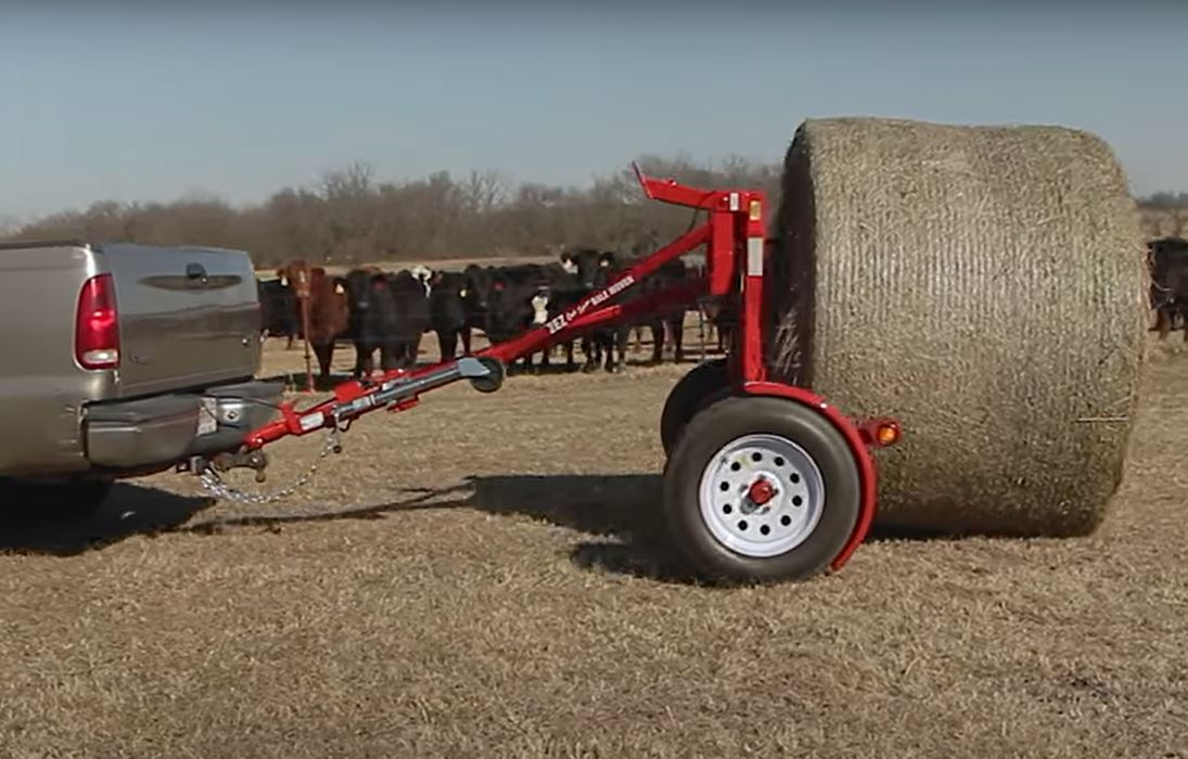 2EZ – One Spear Bale Mover