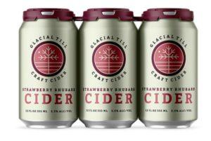 Glacial Till - Strawberry Rhubarb Cider