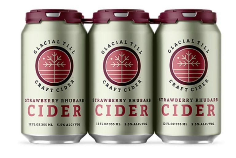 Glacial Till – Strawberry Rhubarb Cider