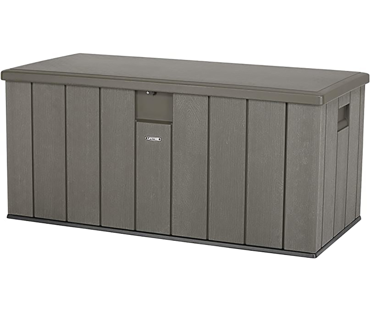 Read more about the article Lifetime – 150 Gallon Storage Box