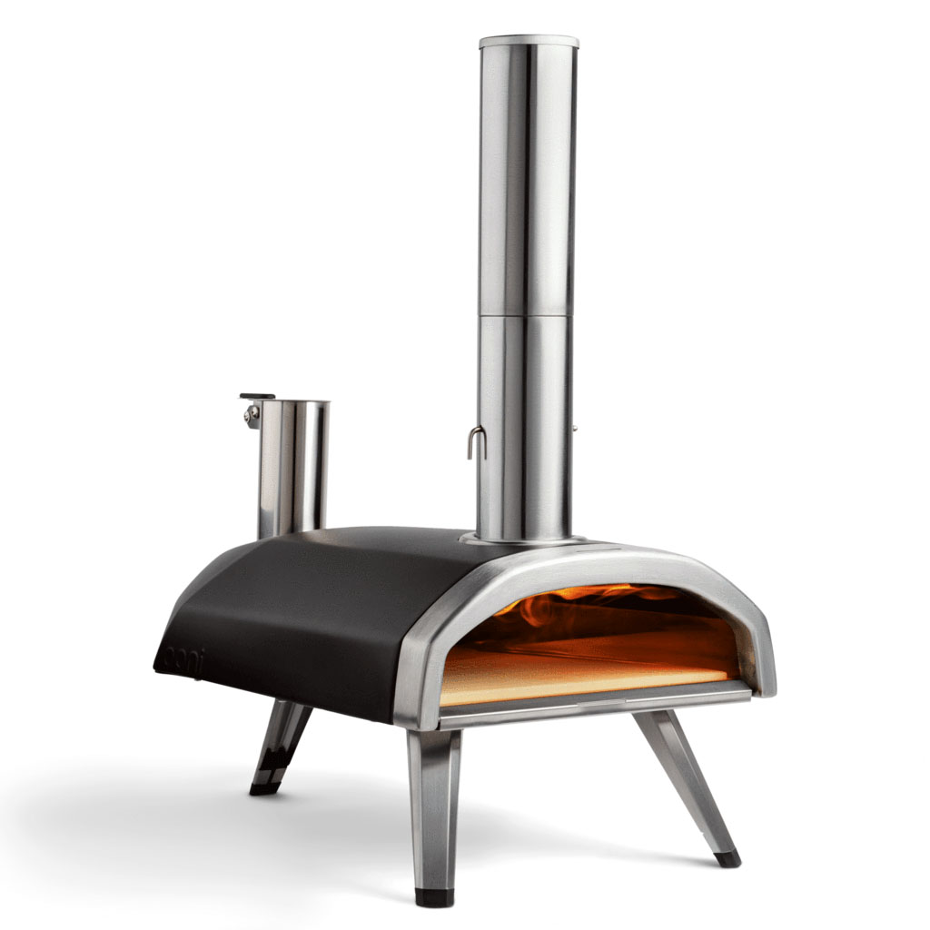 Read more about the article Ooni – Fyra Portable Wood-fired Outdoor Pizza Oven