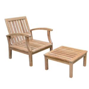 Titan Outdoors - Teak Sevilla Lounge Chair