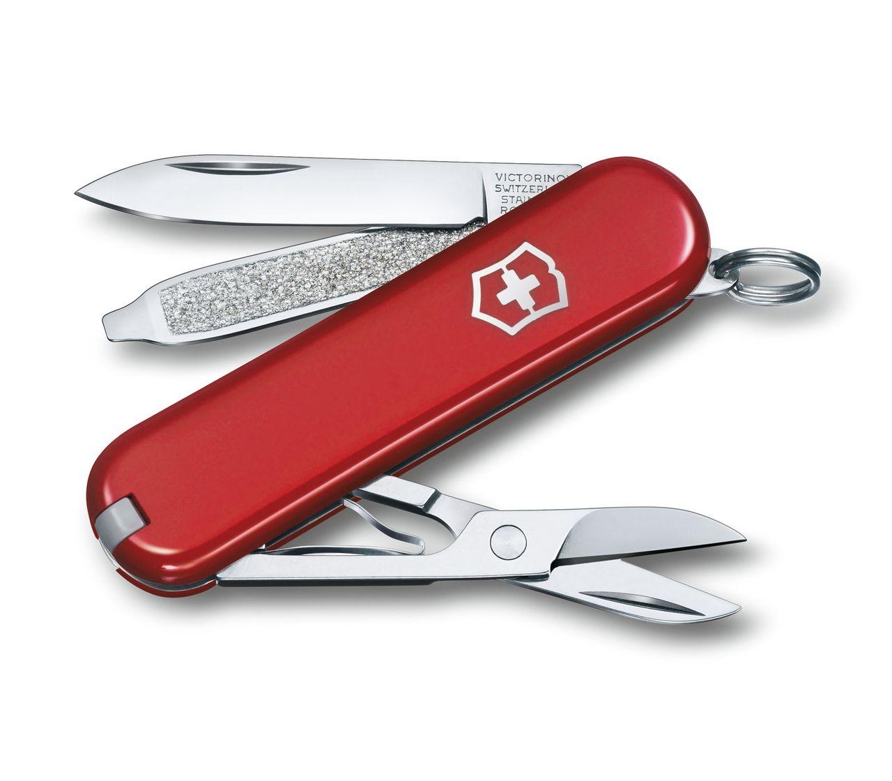 Victorinox – Swiss Army Classic SD Pocket Knife