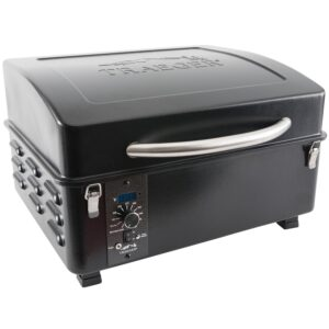 Traeger - Scout Portable Tabletop Wood Pellet Grill