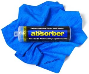 CleanTools - The Absorber Synthetic Drying Chamois