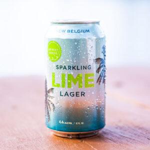 New Belgium - Sparkling Lime Lager