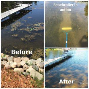 Beachroller - Lake Weed Removal Tool