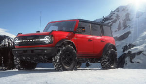 Ford - 2021 Bronco