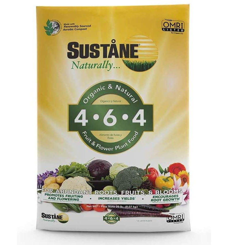 Suståne – 4-6-4 Plant Food