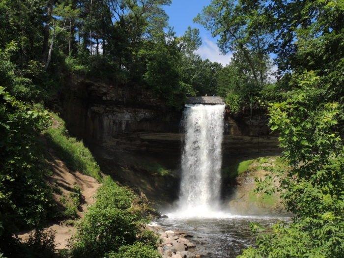 Trip – Minnesota Scenic Waterfall Loop