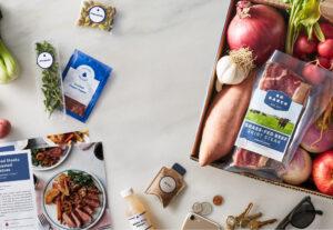 Blue Apron - Meal Kits