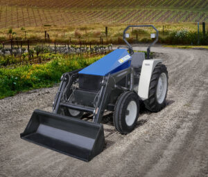Solectrac - 40 hp eUtility Electric Tractor