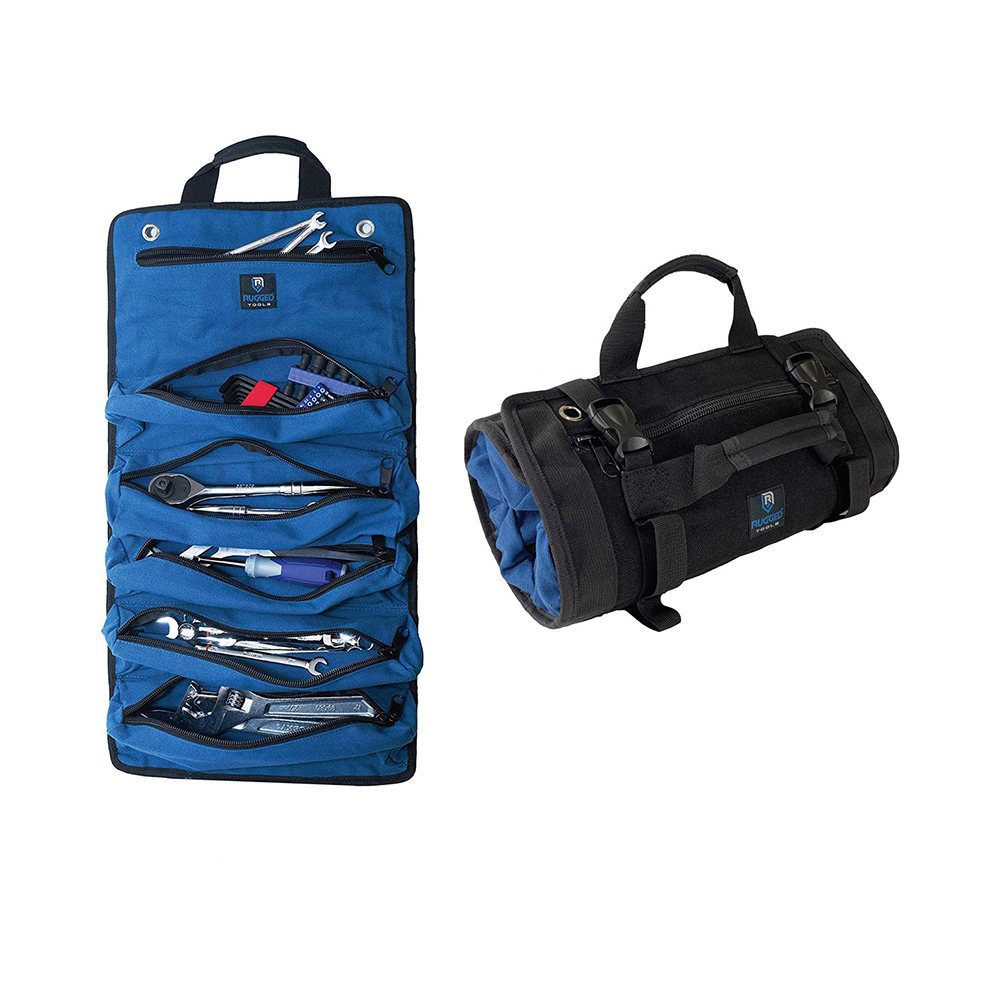 Rugged Tools –  Titan Deluxe Tool Roll