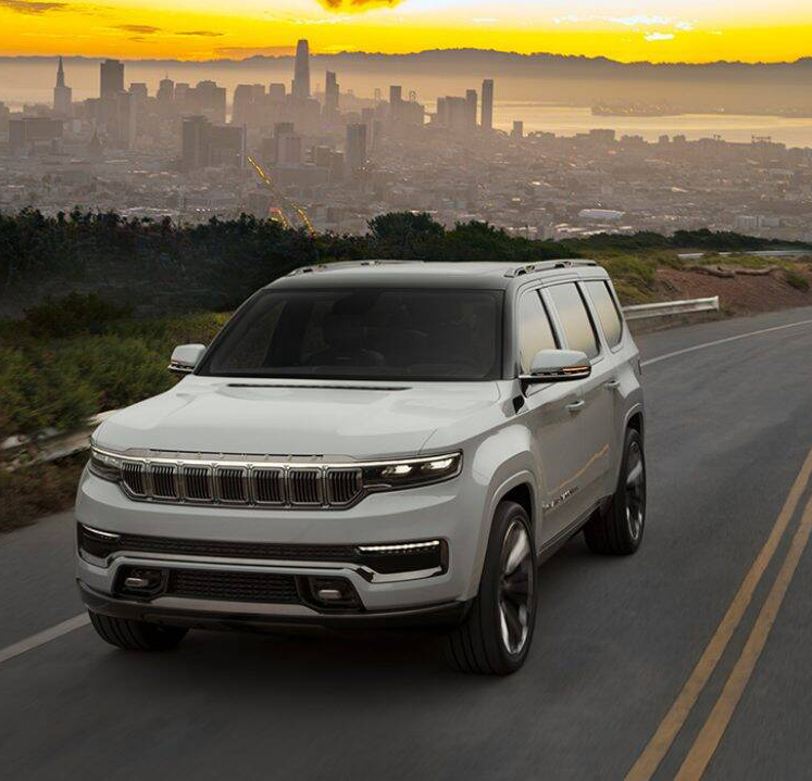 Jeep – Grand Wagoneer