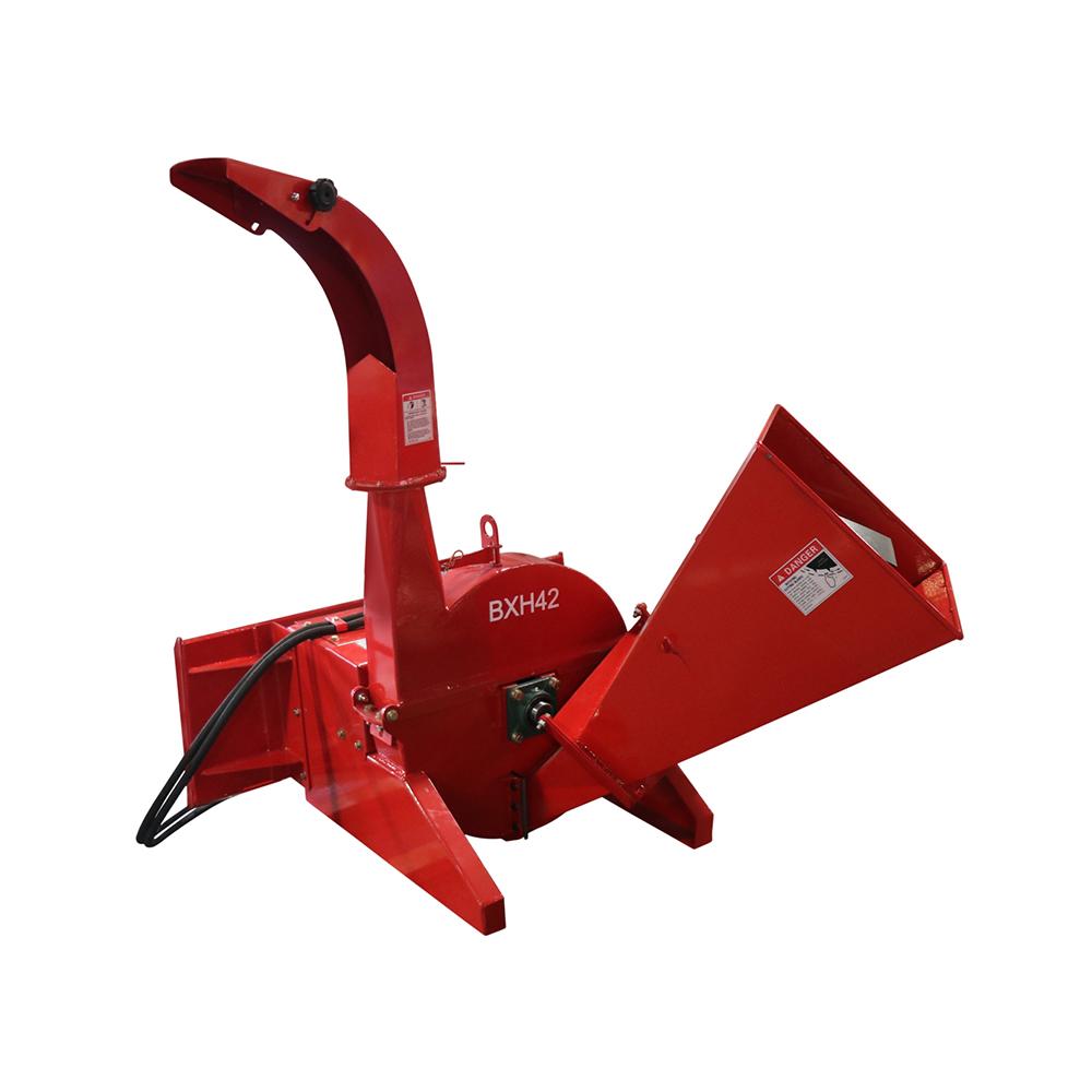 Titan – Hydraulic Wood Chipper