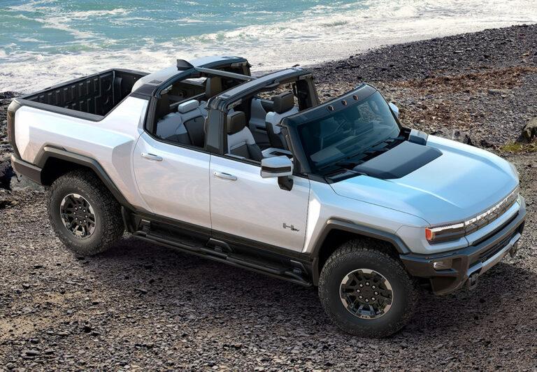 GMC – 2021 Hummer EV