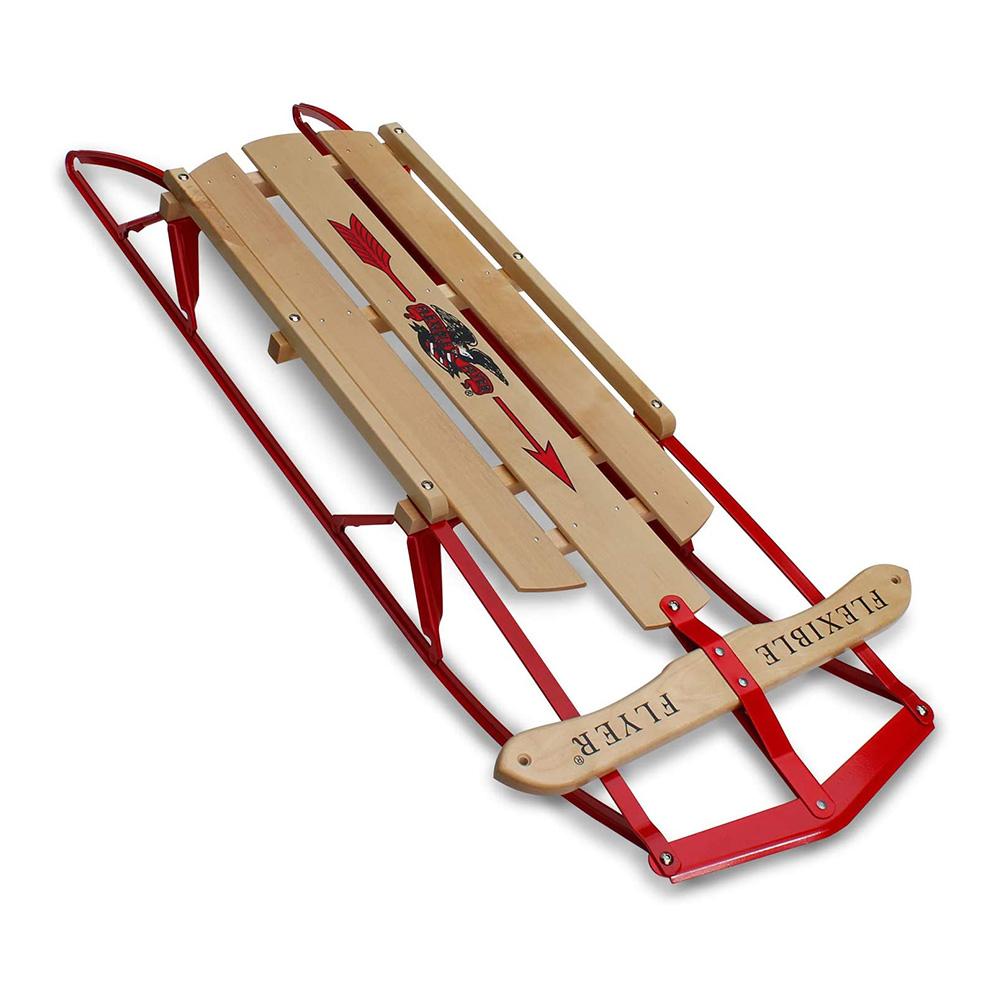 Flexible Flyer – 48″ Steel Runner Sled