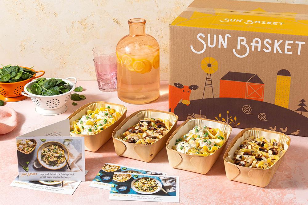 Sun Basket – Meal Kits