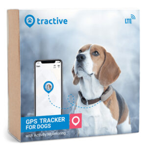 Tractive - GPS Tracker For Dogs