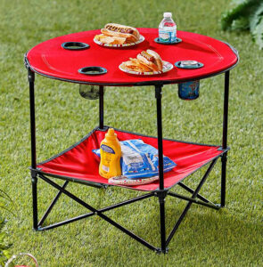 Lakeside Collection - Folding Camp Table