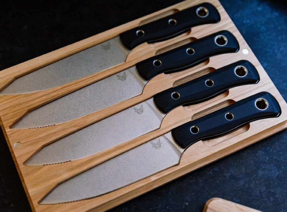Benchmade – Table Knife Set