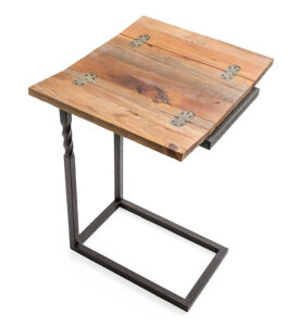 Deep Creek - Rustic Pull-Up Table