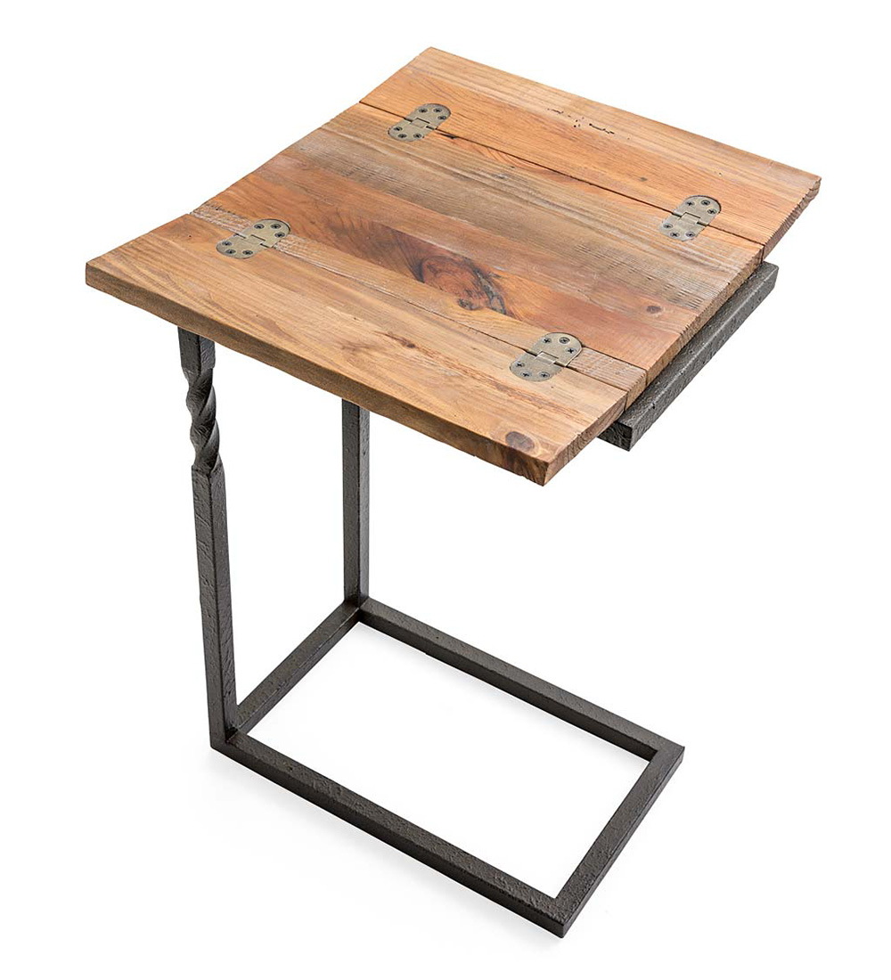 Deep Creek – Rustic Pull-Up Table