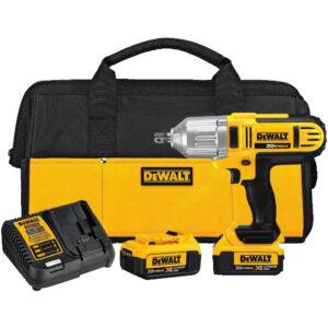 DEWALT - 20V MAX Impact Wrench Kit