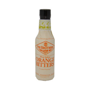 Fee Brothers - West Indian Orange Cocktail Bitters