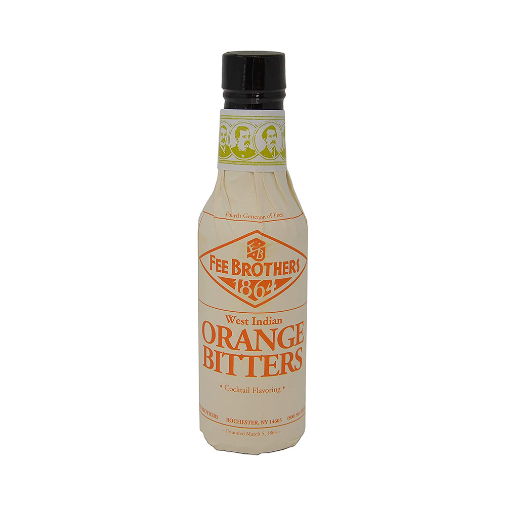 Read more about the article Fee Brothers  – West Indian Orange Cocktail Bitters