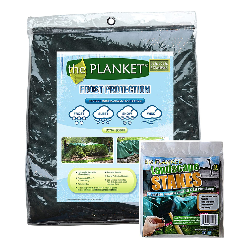 Planket – Plant Frost Protection Cover Kit